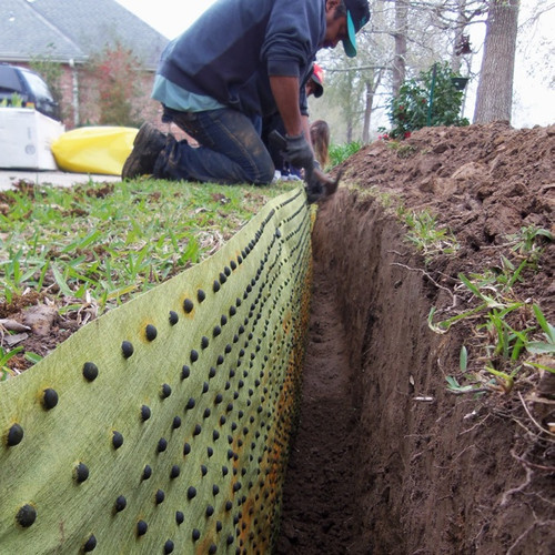 """Biobarrier Root Control Fabric 12"""" x 21'"""