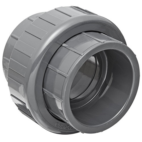 """3"""" PVC Schedule 80 Union (S X S) EPDM O-Ring"""