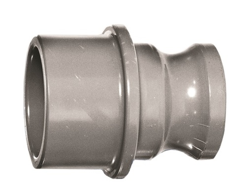 """2"""" PVC Quick Disconnect (Male Adapter x PVC Socket)"""