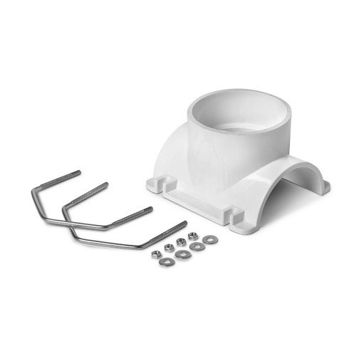 "4"" x 4"" PVC DWV Saddle Tee Kit"