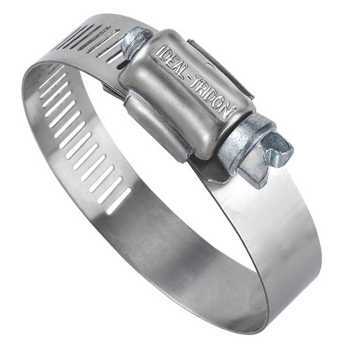 """Ideal 63004-0208 Stainless Steel Clamp (11 1/2"""" - 13 1/2"""") (10 Pack)"""