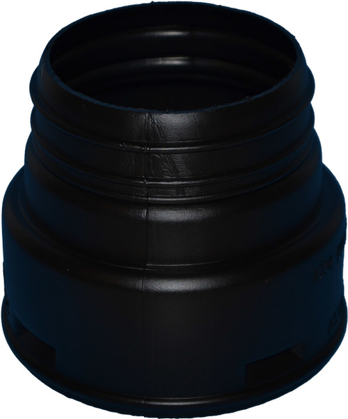 """HDPE  3"""" Singlewall x PVC SDR35 Adapter (BE x Sp) (Box of 24)"""