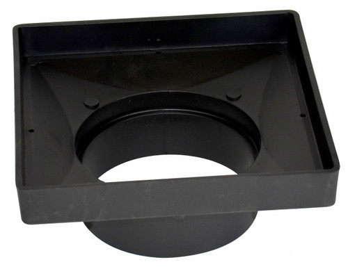"""NDS  9"""" x 9"""" Low Profile Housing Adapter"""