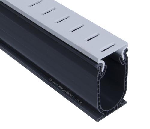 Stegmeier Frontier Deck Drain (White) 10' (Box of 8)