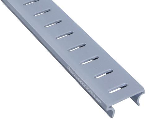 Stegmeier Frontier Deck Drain Top Cap Grey 10 Box Of 8