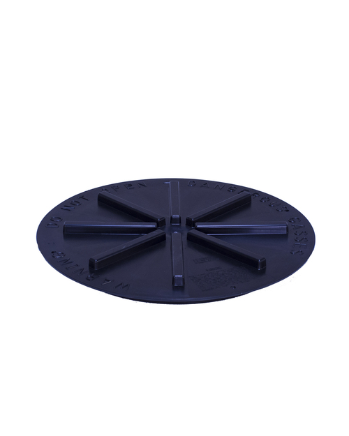 "AK Industries 20"" Round Septic Tank Riser Lid"