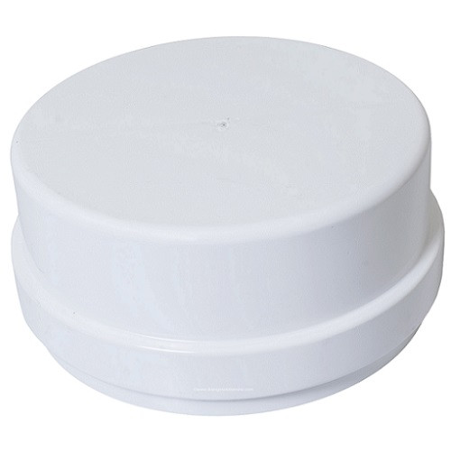 "8"" PVC SDR35 Gasket Joint Cap (G)"