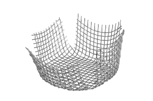 """4"""" Stainless Steel Mesh Animal Guards"""