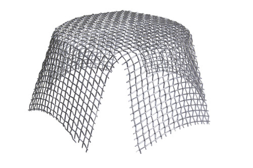 """6"""" Stainless Steel Mesh Animal Guards"""