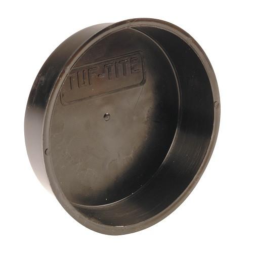 """HDPE  4"""" Corrugated Pipe Plug"""