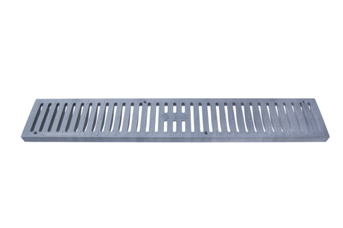 NDS Spee-D Channel Grate - Gray (Each)