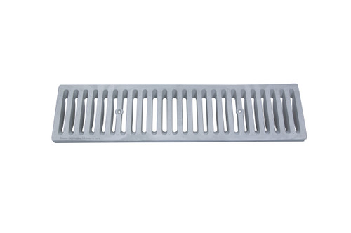 NDS Dura Slope Plastic Grate - Light Gray (Each)