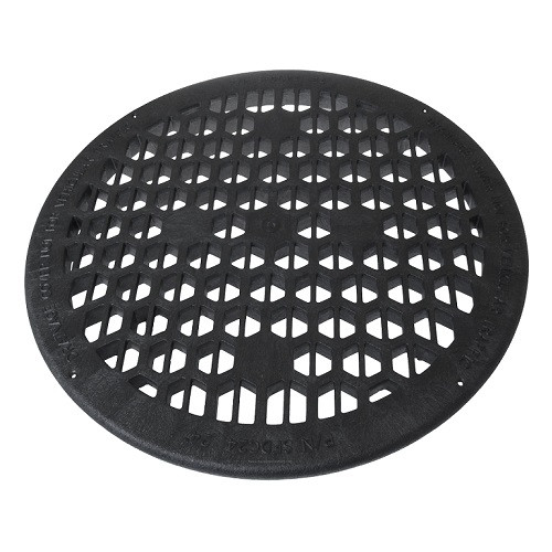 """Structural Foam 24"""" Grate - Black"""