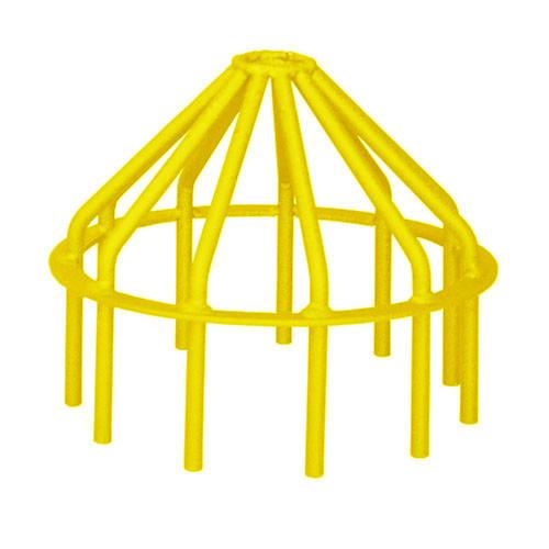 "Bar Guard Intake 12"" (Heavy Duty) Yellow"