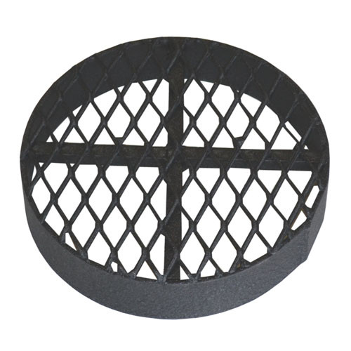 """Standard Metal Grate for 8"""" CMP or PVC Pipe"""