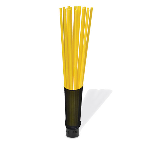 """Water Quality Inlet, 4"""" Diameter 36"""" Tall (Yellow)"""
