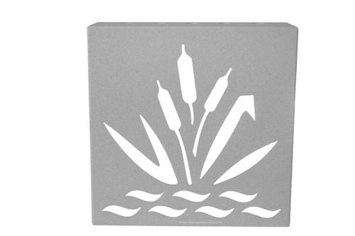 "Decorative Retaining Wall Drain 6"" x 6"" (Stucco)"
