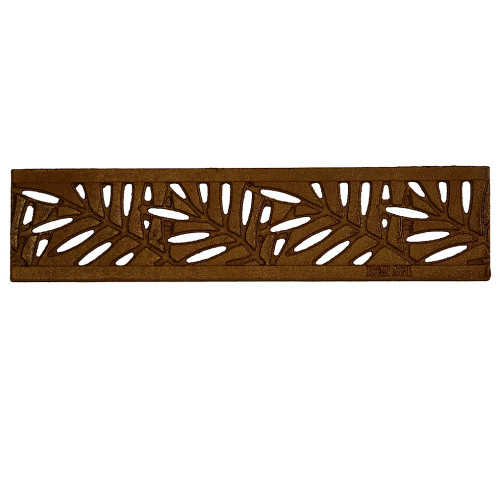 Iron Age Baked on Oil Finish Cast Iron Mini Channel Locust Grate