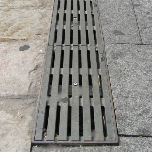 """Iron Age Raw Cast Iron Que Grate 5"""" for ABT, ACO, MEA"""