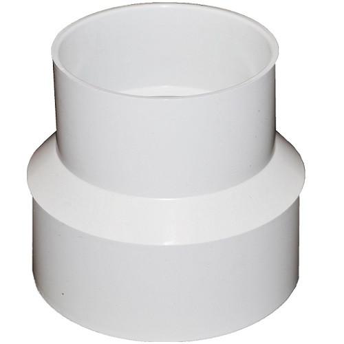 "6"" PVC SDR35 X 6"" DWV Solvent Weld Reducer Bushing (Sp x S)"