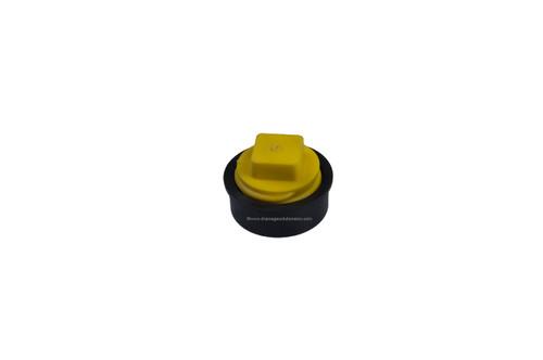 "1 1/2"" ""T"" Cone Cleanout Test Plugs (Sch. 40 DWV)"