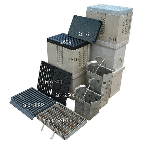 ABT Polydrain 600 Series Large Catch Series
