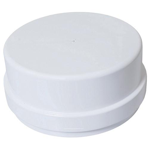 "4"" PVC SDR26 Gasket Joint Cap (G)"
