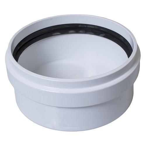 "8"" PVC SDR26 Gasket Joint Cap (G)"