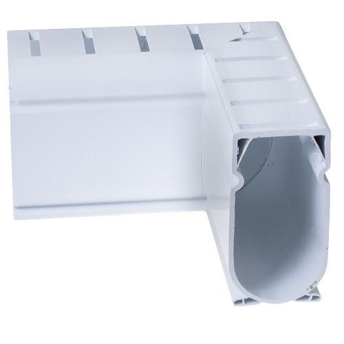 Stegmeier Deck Drain 90 (White)