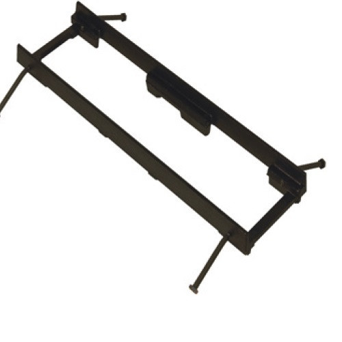 ABT Polydrain Ductile Iron Inline Anchor Frame