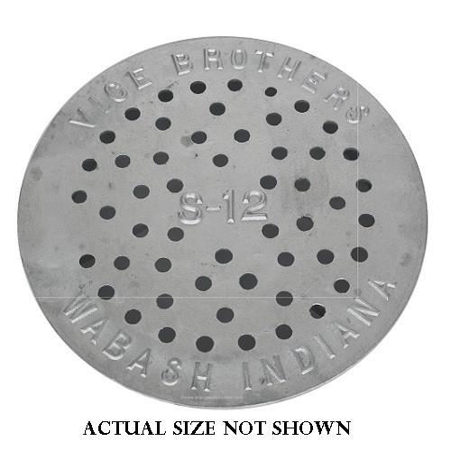 "24"" Aluminum Surface Inlet Grate"