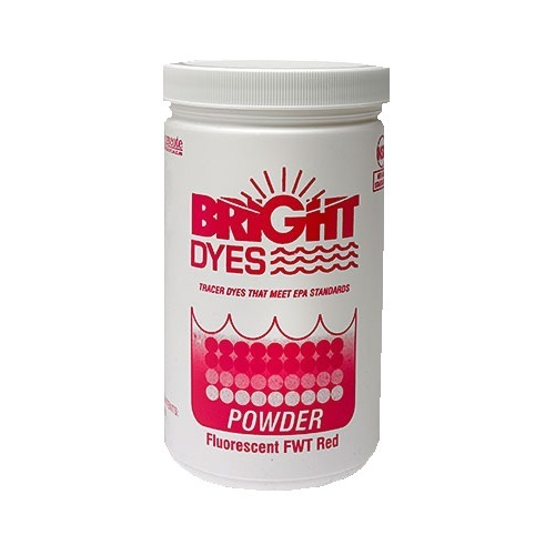Bright Dyes Fluorescent FWT Red Dye Powder