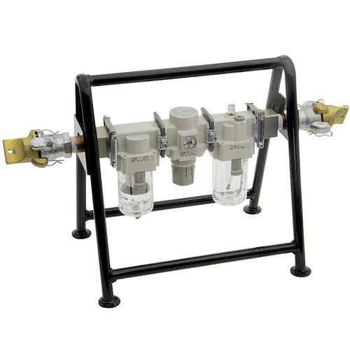 Reed FRL Filter - Regulator - Lubricator 97591
