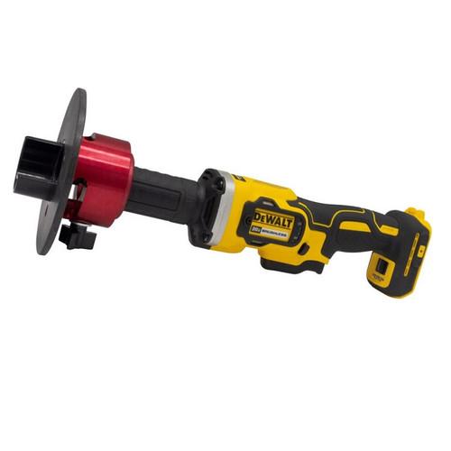 CPBDBT BEVEL BOSS™ Cordlesss Plastic Pipe Beveler (Base Tool) 04658
