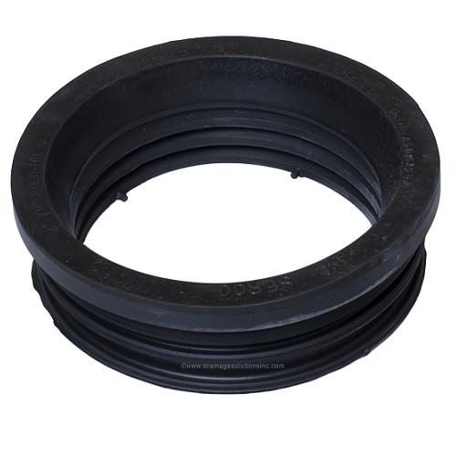 """4"""" XH Multi-Tite Rubber Grommet (PVC Schedule 40)"""