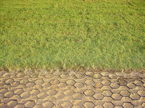 NDS EZ Roll Grass Pavers 4' x  150'