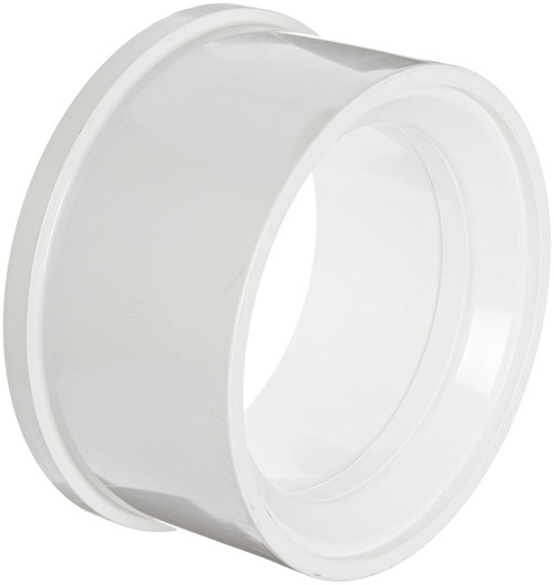 "3"" x 1 1/2"" PVC DWV Reducer Bushing (Sp x S)"