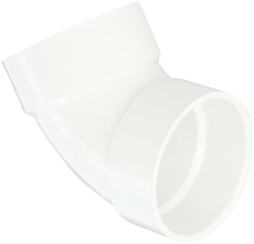 "4"" PVC DWV 60 (1/6) (S x S)"