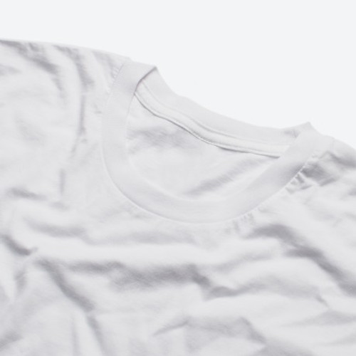 T-Shirt Remove AS Colour Label and Care Label