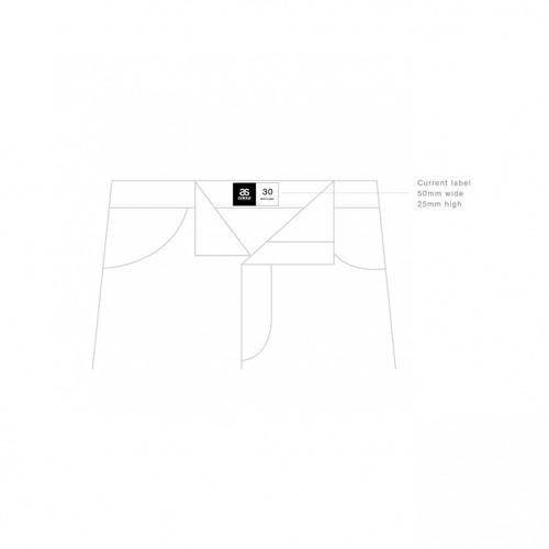 Pants / Shorts Relabel
