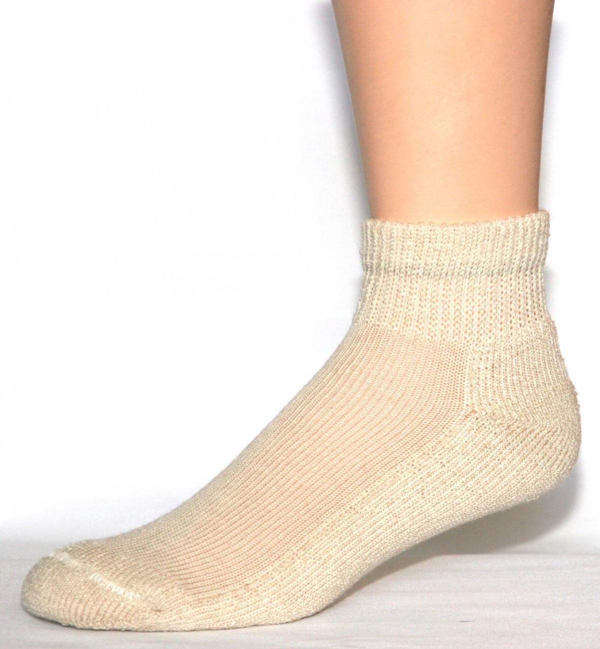 d823bfc5a8 Merino Wool Sport Socks - Motley Woollens Canada - Free Shipping