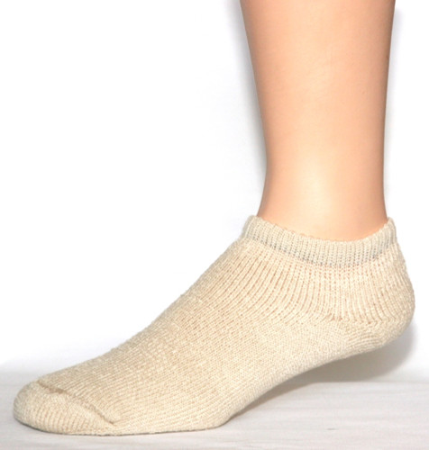 Motley - SeaCell FootCandy Ankle Socks - Merino Wool / SeaCell
