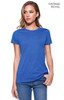1510 - Women's Triblend Crew Neck T-shirt