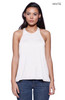 1484 - Women's CVC Flared Tank Top