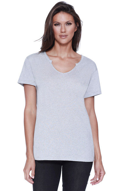 1823 - Women's Open V-Neck
