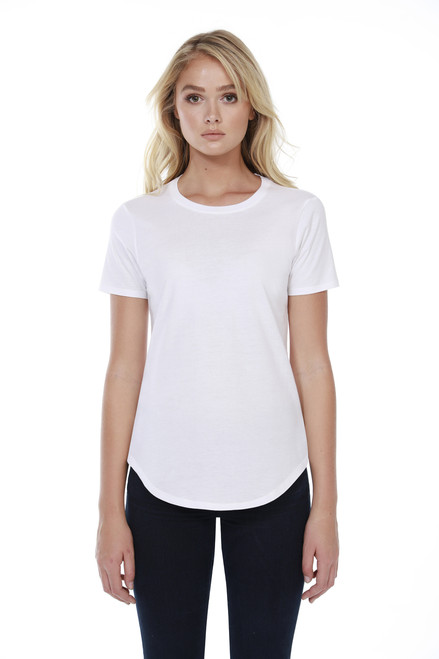 1011 - Women's Cotton Perfect Tee