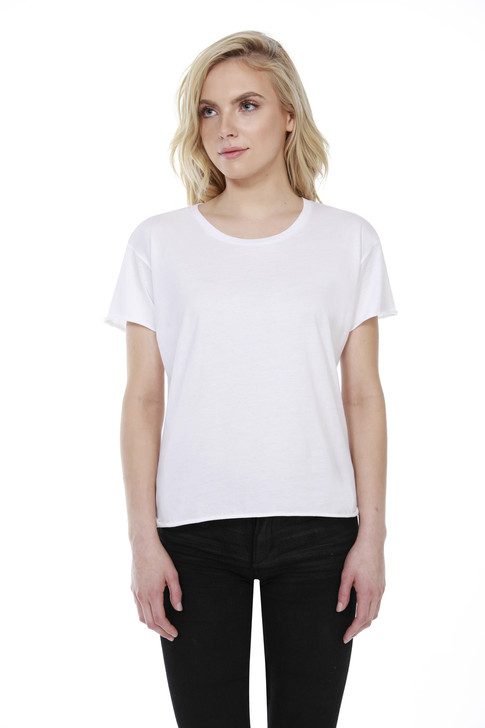 1025 - Women's Cotton Concert Tee