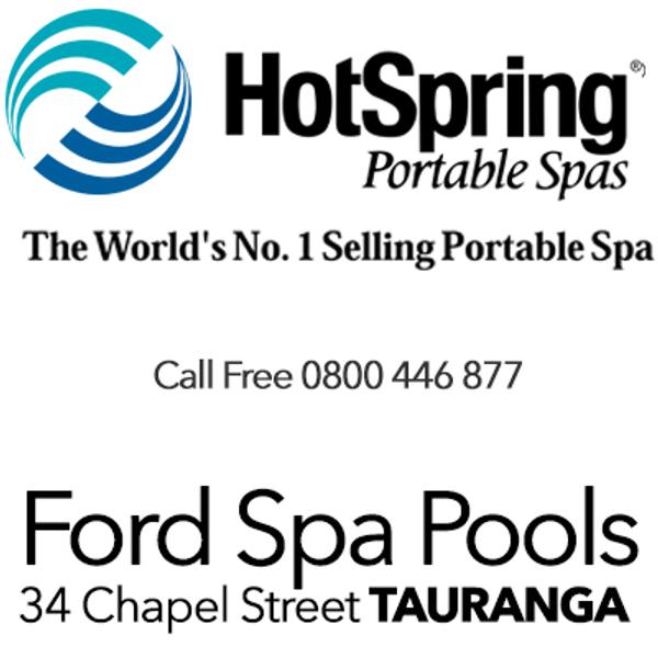 Ford Hot Spring Spas 34 Chapel Street TAURANGA