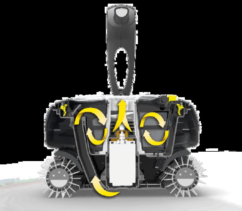 zodiac cyclonx rc robot cx20 pentru cyclonic robotic cleaner reinigungsroboter elektrischer piscine curatare pereti cu speziell polyesterbecken automata piscina quantity