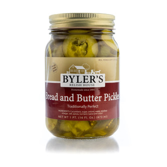 A traditional Amish recipe. This is a classic just like Grandma used to make from tangy-sweet cucumber and onion.